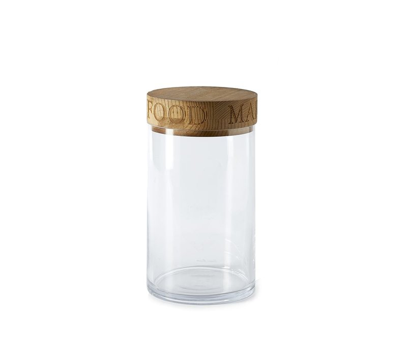 Food Market Storage Jar