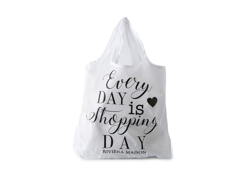 Homestore Every Day Is.. Foldable Bag