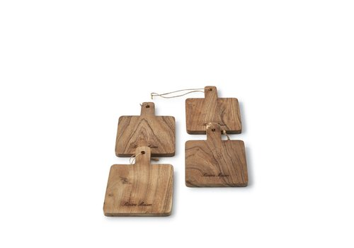 Homestore Cutting Board Mini 4 pcs