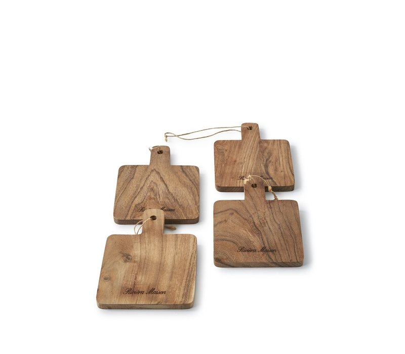 Cutting Board Mini 4 pcs