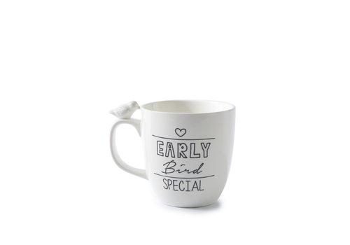 Homestore Early Bird Special Mug