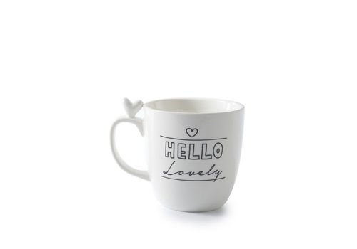 Homestore Hello Lovely Mug