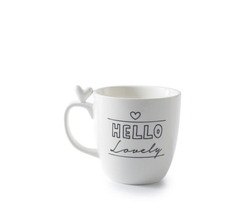 Hello Lovely Mug