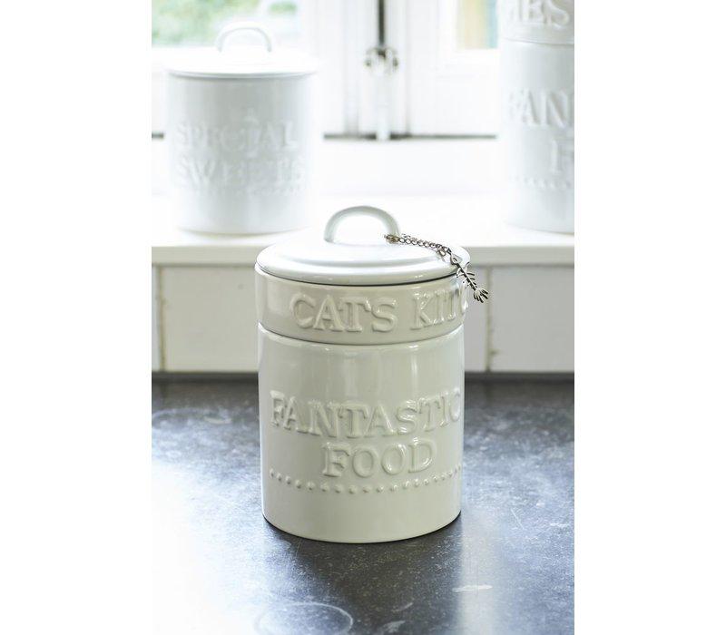 Cats Kitchen Jar