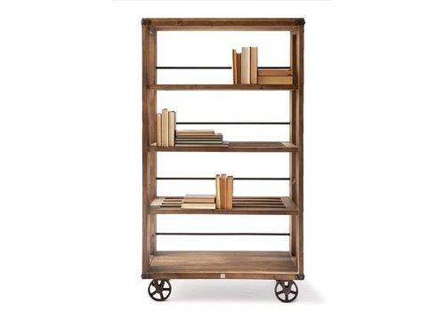Homestore Old Mill Display Cabinet, high