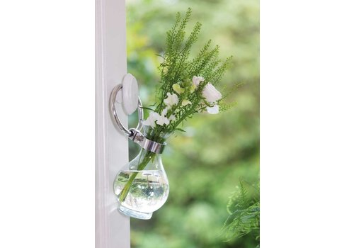 Homestore Cordoba Flower Vase incl. hook