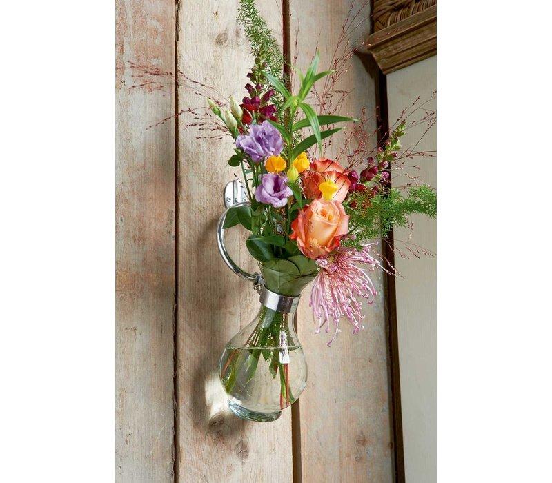 Cordoba Flower Vase incl. hook