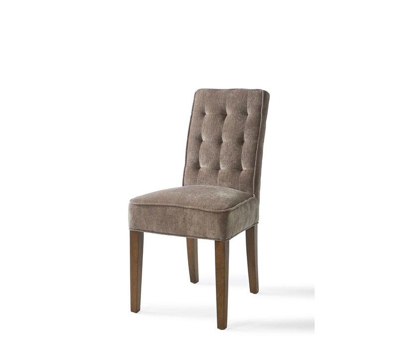 Madison Dining Chair velvet Dolphin
