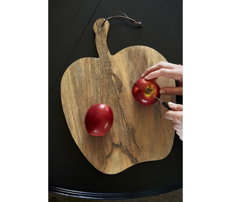 An Apple A Day Chopping Board