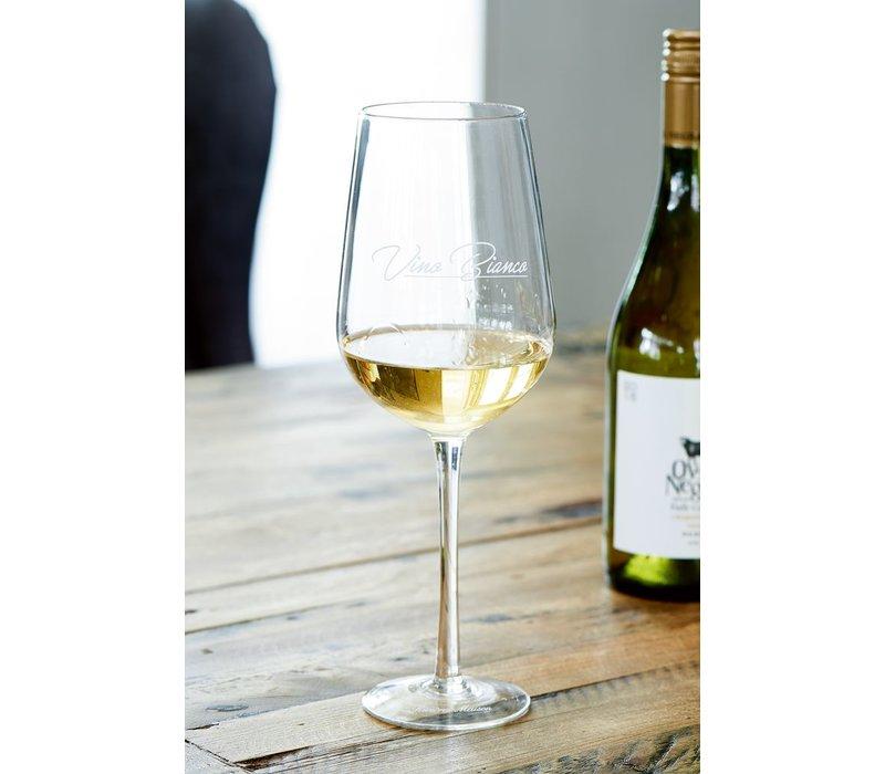 Vino Bianco Wine Glass