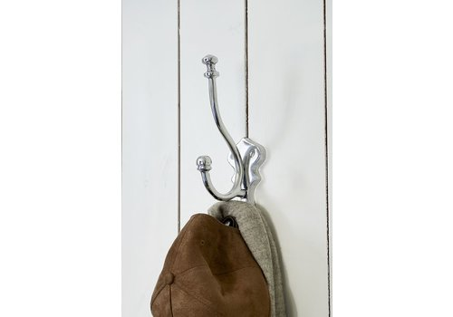 Homestore Triple Hat Hook Alu