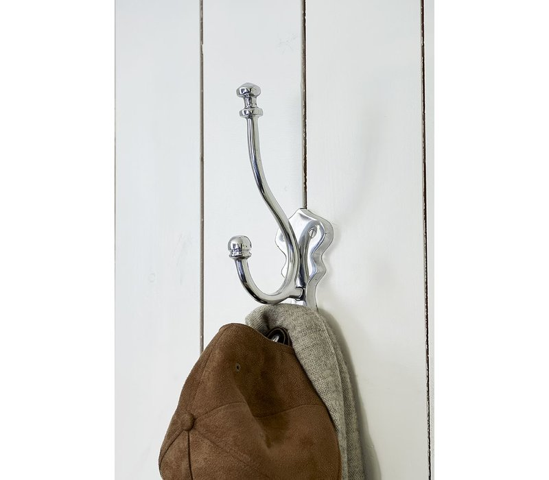 Triple Hat Hook Alu