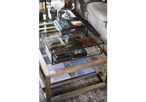 Homestore French Glass Box 60x40