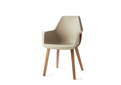 Homestore Amsterdam City Dining Armchair Taup