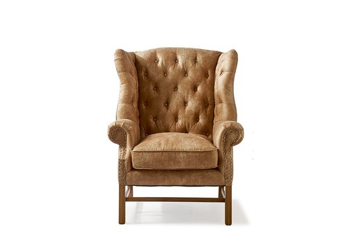 Homestore Franklin Park Wing Chair Pell Camel