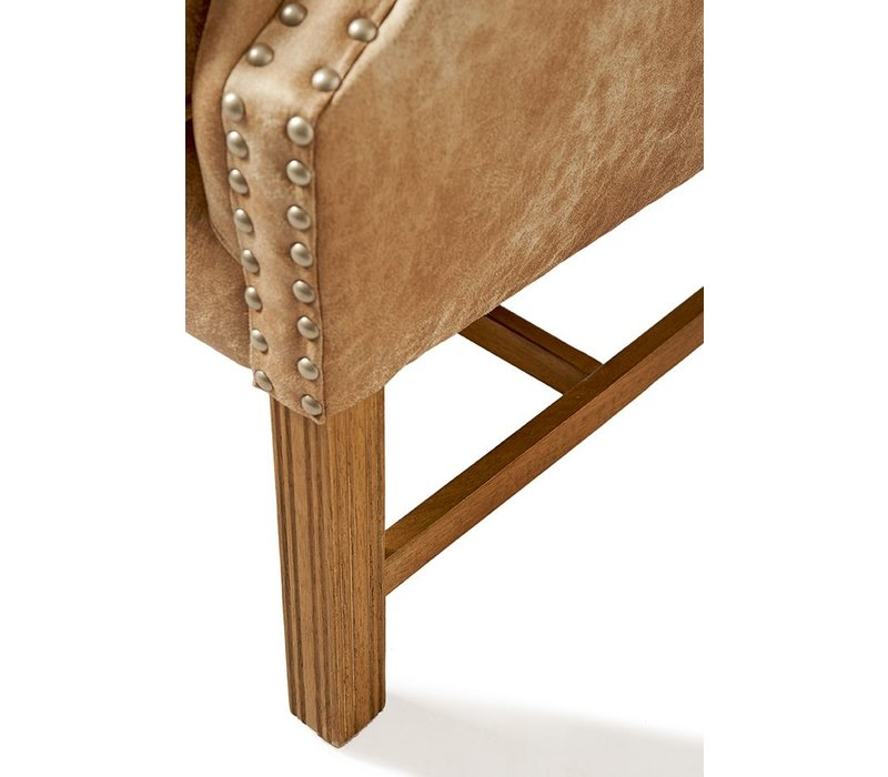 Franklin Park Wing Chair Pell Camel