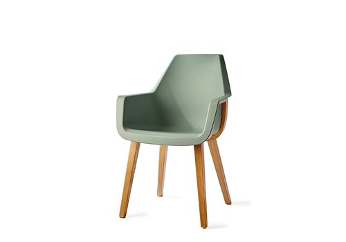 Homestore Amsterdam City Dining Armchair Gree