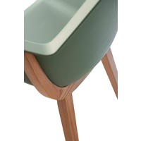 Amsterdam City Dining Armchair Gree