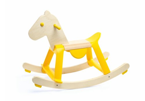 Homestore Preschool Toys - Yellow Rock'it!