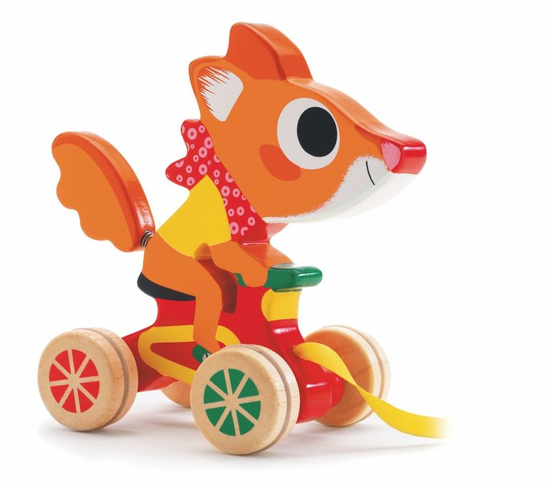 Pull along toys - Scouic
