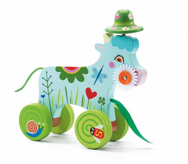 Pull along toys - Smily