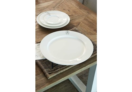 Homestore Classic Charger Plate