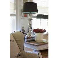 Lamp Classic Medina silver