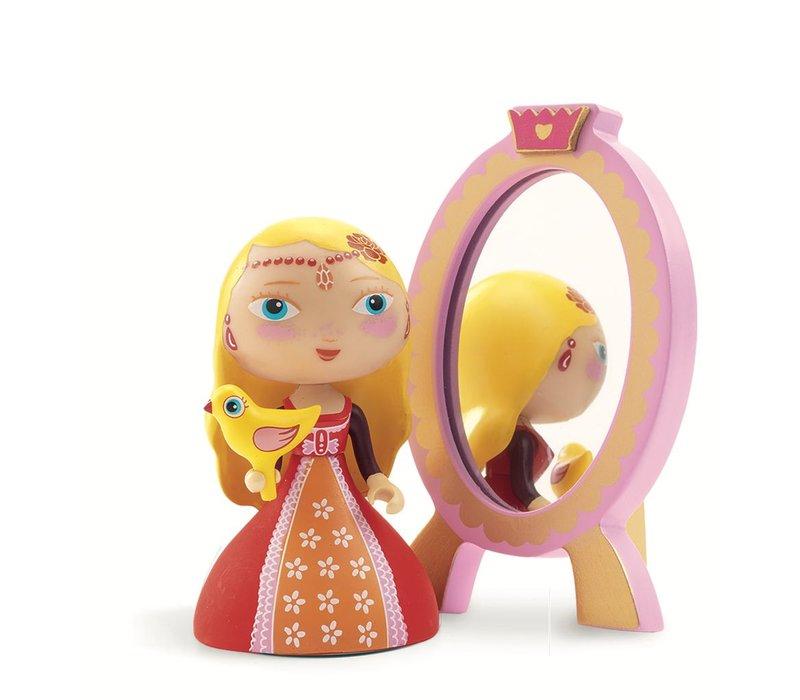 Arty Toys - Princesses - Nina & ze mirror