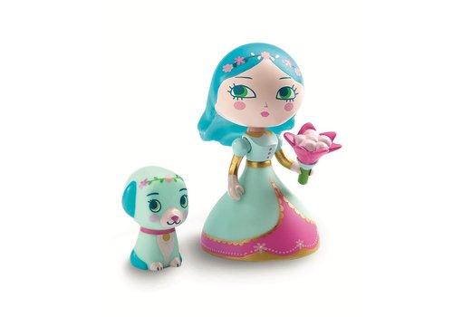 Homestore Arty Toys - Princesses - Luna & Blue