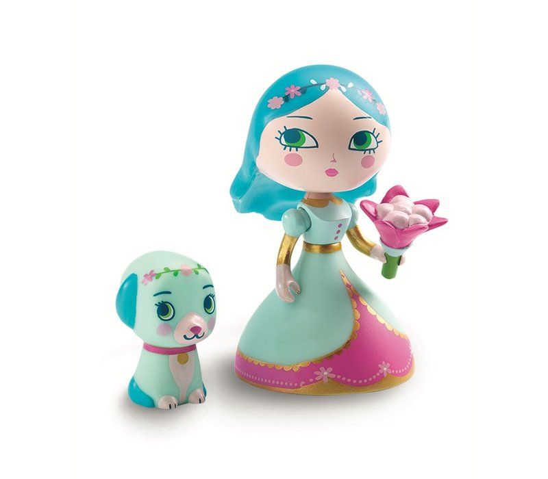 Arty Toys - Princesses - Luna & Blue
