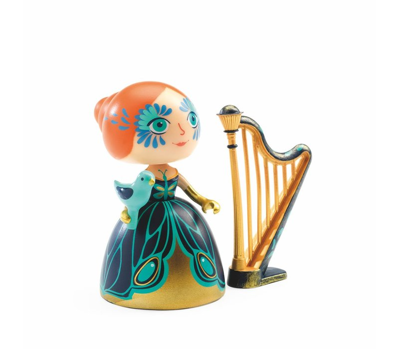 Arty Toys - Princesses- Elisa & Ze Harpe