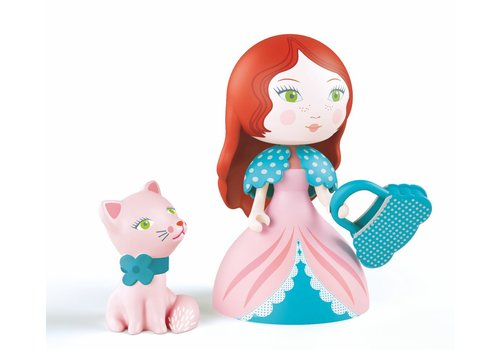 Homestore Arty Toys - Princesses - Rosa & Cat
