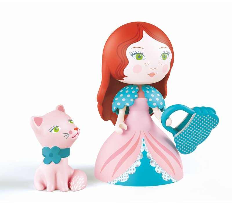 Arty Toys - Princesses - Rosa & Cat