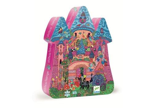 Homestore Silhouette puzzles - The fairy castle