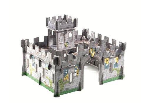 Homestore Pop to play - Medieval castle 3D