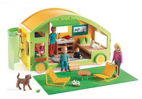 Homestore Doll's House - Caravan House