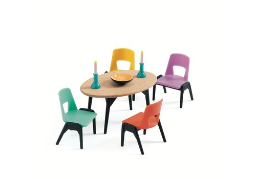 Homestore Doll's House - The Dining Room
