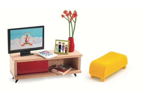 Homestore Doll's House - The TV Room