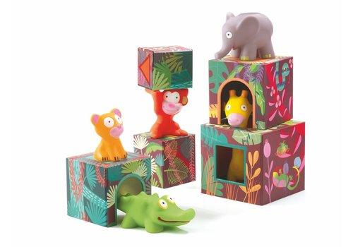 Homestore Blocks for infants - Maxi Topani jungle