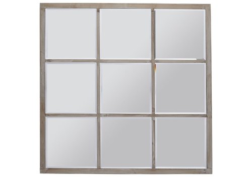 Homestore Blakely Nine Square Small Mirror