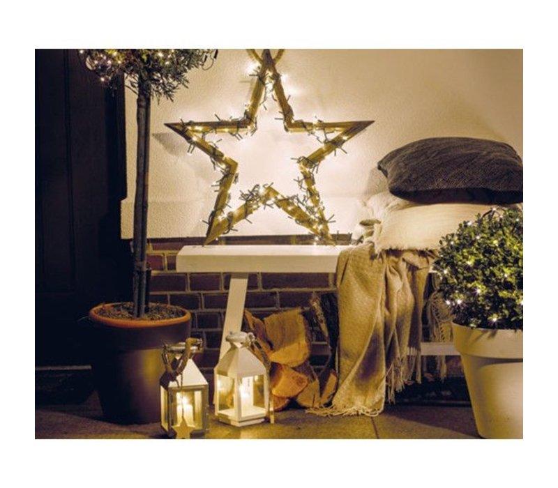 LED Durawise twinkle lights - Warm White 96 Bulbs