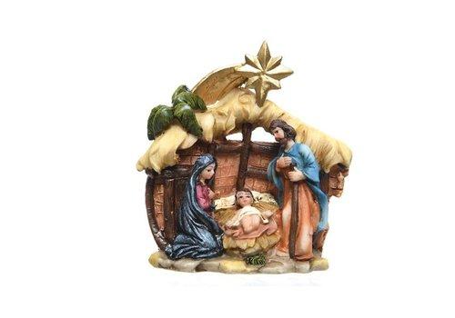 Christmas Nativity Family