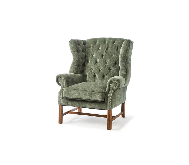 Franklin Park Wing Chair Vel Palm