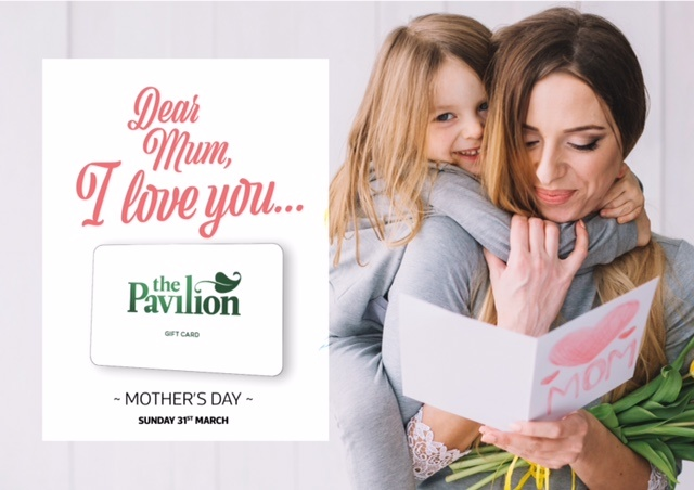 Mothers Day at the Pavilion