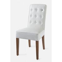 Cape Breton Dining Chair Pell White