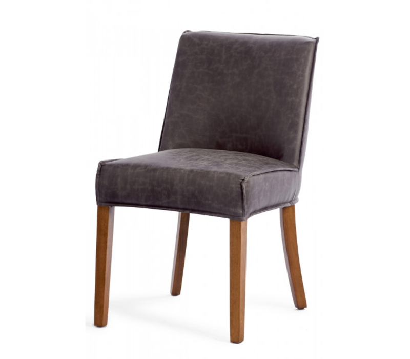 Cape Breton Dining Chair lin Anthra