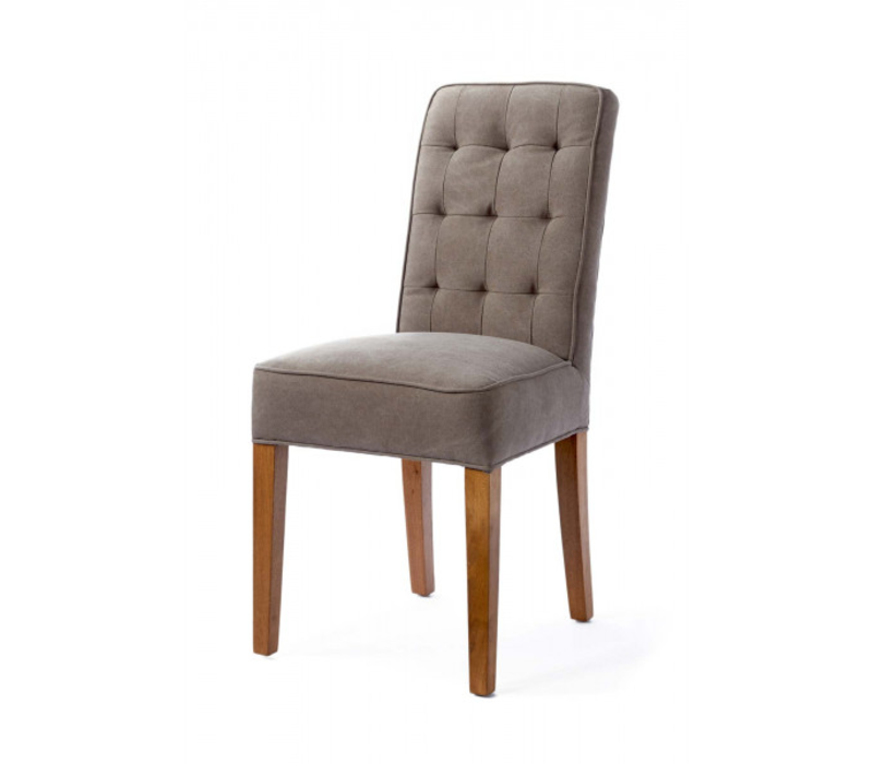 Madison Dining Chair cotton Mauve