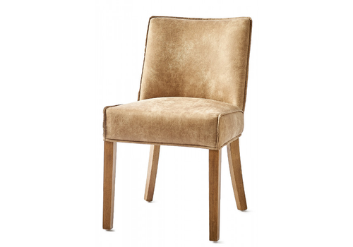 Homestore Bridge Lane Dining Chair pel Camel