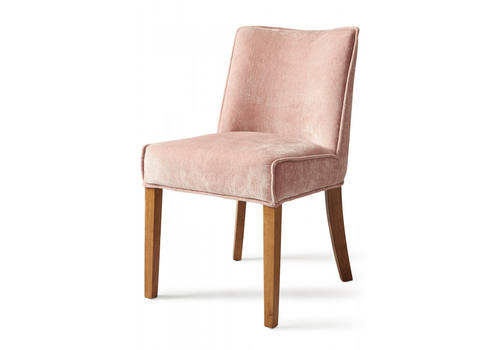 Homestore Bridge Lane Dining Chair Vel Pink