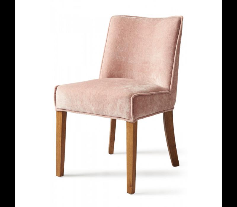 Bridge Lane Dining Chair Vel Pink